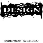 grunge vector design template   ... | Shutterstock .eps vector #528310327