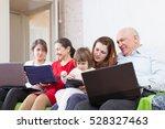 Multigeneration Family Using...