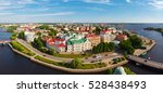 panoramic views from height of... | Shutterstock . vector #528438493