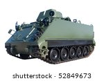 An Armored Personnel Carrier...