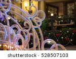 christmas decoration | Shutterstock . vector #528507103