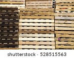 Pile Of Pallets   Ready For...