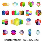 vector shiny blank web option... | Shutterstock .eps vector #528527623