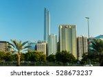 Abu Dhabi Skyline  United...