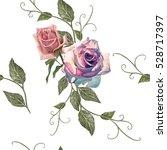illustration of beautiful... | Shutterstock . vector #528717397