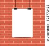 blank white paper vertical...