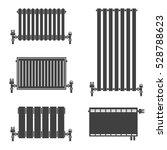 central heating radiators...   Shutterstock .eps vector #528788623