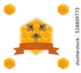 vector illustration of logo for ...   Shutterstock .eps vector #528809773
