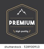 tag badge banner original... | Shutterstock .eps vector #528930913