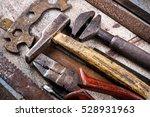 hand tools | Shutterstock . vector #528931963