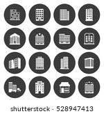 hotel icons  | Shutterstock .eps vector #528947413
