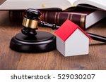 house auction | Shutterstock . vector #529030207