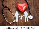 health insurance | Shutterstock . vector #529030783