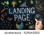 seo concept | Shutterstock . vector #529043503