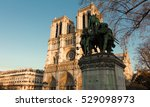 The Notre Dame Cathedral Is A...
