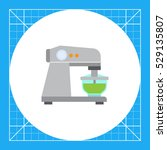 Stand Mixer Icon
