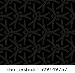 modern geometric seamless... | Shutterstock .eps vector #529149757