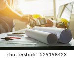 filled with building and town... | Shutterstock . vector #529198423