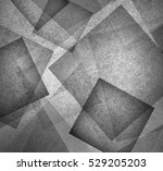 abstract black and white... | Shutterstock . vector #529205203