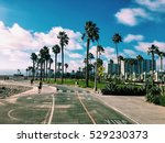 venice beach california   Shutterstock . vector #529230373
