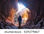 hike in the utah mountains   Shutterstock . vector #529279867