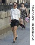 new york city  ny  usa  ... | Shutterstock . vector #529305487