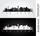 las vegas usa skyline and