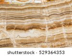 brown onyx stone texture with... | Shutterstock . vector #529364353