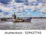 netherlands  amsterdam   august ... | Shutterstock . vector #529427743
