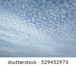 white clouds in blue sky   Shutterstock . vector #529452973