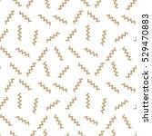 abstract geometric gold deco... | Shutterstock .eps vector #529470883