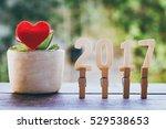 happy new year | Shutterstock . vector #529538653