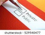 Private Or Public  Private