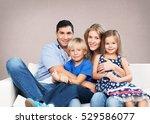 daughter. | Shutterstock . vector #529586077