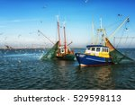Dutch Fishing Trawlers...