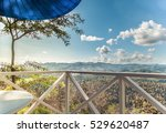 the cafe on the hill | Shutterstock . vector #529620487