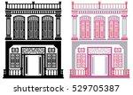 old town   Shutterstock .eps vector #529705387