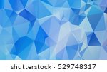 abstract geometric background.... | Shutterstock .eps vector #529748317