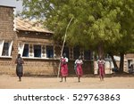 torit  south sudan february 20... | Shutterstock . vector #529763863