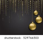 greeting card  invitation with... | Shutterstock .eps vector #529766503