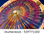 Illuminated Ferris Wheel In...