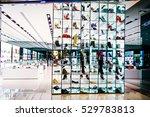 dubai uae   jan.24  luxury... | Shutterstock . vector #529783813