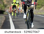 cycling competition cyclist... | Shutterstock . vector #529827067