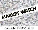 50 us dollar bill background... | Shutterstock . vector #529976773