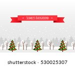 greeting card template. winter... | Shutterstock .eps vector #530025307