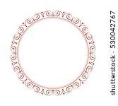 frames .vintage vector.well... | Shutterstock .eps vector #530042767