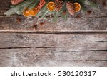 christmas and new year...   Shutterstock . vector #530120317