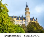 Neuschwanstein Castle Is The...