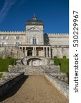 Small photo of Castle of Vayres in Gironde, Aquitaine, France