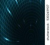 abstract teleportation... | Shutterstock . vector #530265937
